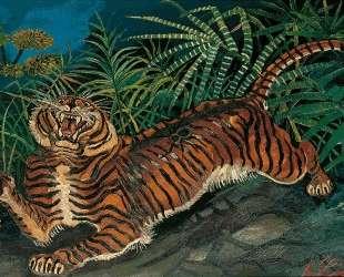 Tiger — — Антонио Лигабуэ