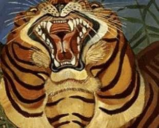 Tiger's Head — Антонио Лигабуэ