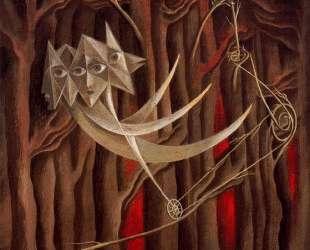 Tightrope walkers — Ремедиос Варо
