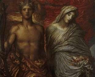Time, Death and Judgement — Джордж Фредерик Уоттс