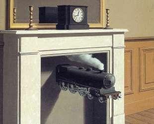 Time transfixed — Рене Магритт
