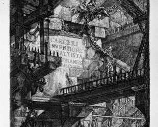 Title Plate — Джованни Баттиста Пиранези
