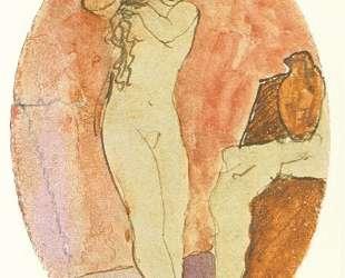 Toilette — Пабло Пикассо