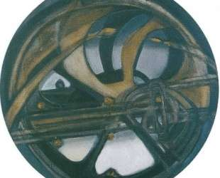 Tondo #22 — Хедда Штерн