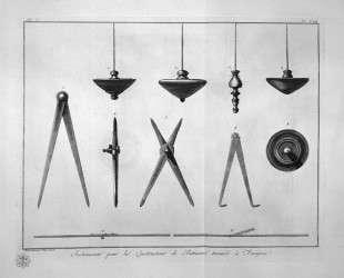 Tools of builder — Джованни Баттиста Пиранези