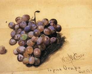Topaz Grapes — Уильям Меррит Чейз