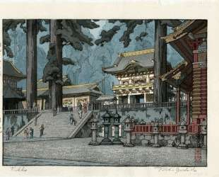 Toshogu Shrine Nikko — Тоси Ёсида