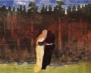 В сторону леса II — Эдвард Мунк