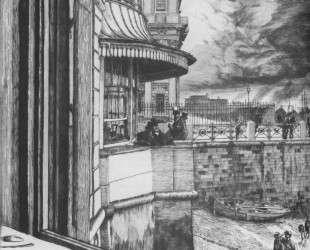 Trafalgar Tavern — Джеймс Тиссо