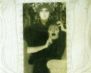 Tragedy — Густав Климт