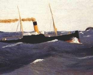 Tramp Steamer — Эдвард Хоппер