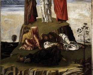 Преображение Господне на горе Табор — Джованни Беллини