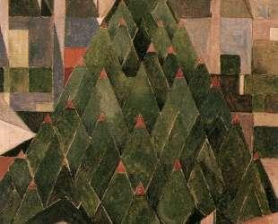 Tree — Тео ван Дусбург