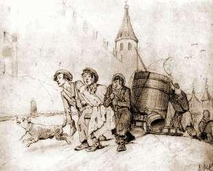 Тройка — Василий Перов