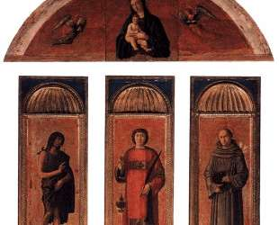 Триптих Святого Лаврентия — Якопо Беллини