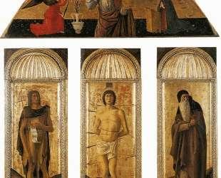 Триптих Святого Себастьяна — Якопо Беллини