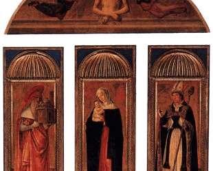 Триптих Богородицы — Якопо Беллини