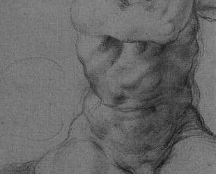 Triton — Аннибале Карраччи