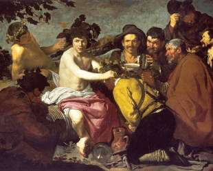 Triumph of Bacchus — Диего Веласкес
