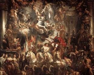 Triumph of Frederik Hendrik — Якоб Йорданс