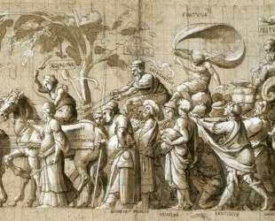 Triumph of Wealth — Ганс Гольбейн Младший
