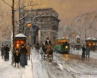 Triumphal Arch — Эдуард Кортес