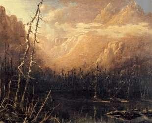 Tuckerman's Ravine — Джон Генри Твахтман (Tуоктмен)