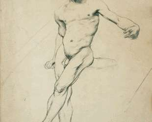 Study of a nude youth — Георгиос Яковидис