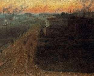 Twilight — Умберто Боччони