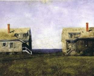 Twin Houses — Джейми Уайет