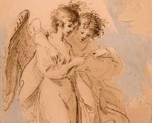 Two Angels Singing — Бенджамин Уэст