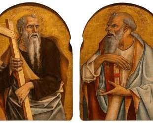 Two Apostles — Карло Кривелли