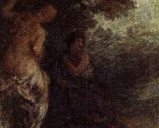 Two Bathers — Эрнст Людвиг Кирхнер