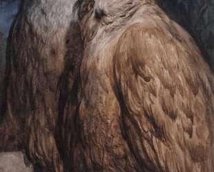 Две совы — Гюстав Доре