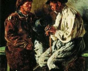 Два украинца — Владимир Маковский