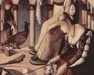 Two Venetian Ladies — Витторе Карпаччо