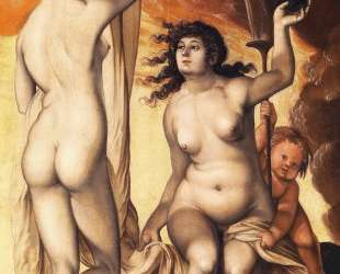 Две ведьмы (Святая и мирская любовь) — Ханс Бальдунг