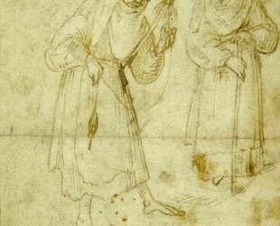 Две ведьмы — Иероним Босх