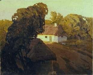 Ukrainian Landscape — Ефим Волков