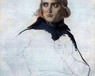 Незаконченный портрет Бонопарта — Жак Луи Давид