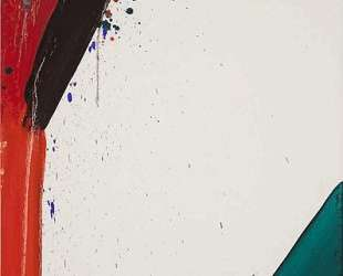 Untitled (Edge) — Сэм Фрэнсис