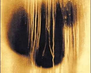 Untitled Fire Painting — Ив Кляйн