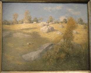 Upland Pasture — Джулиан Олден Вейр