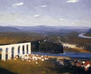 Valley Of The Seine — Эдвард Хоппер