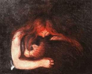 Вампир — Эдвард Мунк