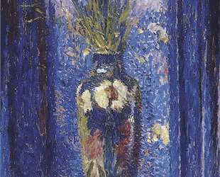 Vase of Flowers — Жорж Леммен