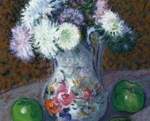 Vase of Flowers — Гюстав Луазо