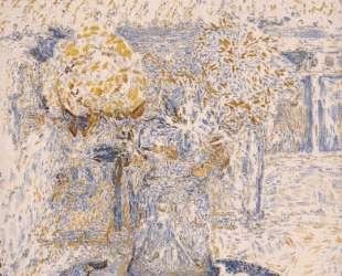 Vase of Flowers (dark colors) — Спирос Папалукас