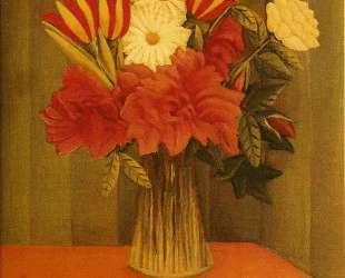 Vase of Flowers — Камиль Писсарро