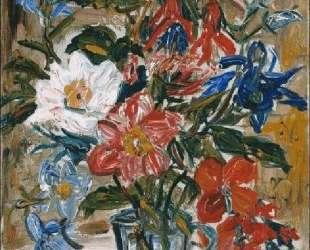 Vase with flowers — Теофрастос Триантафиллидис